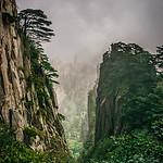 Huangshan Mountains China